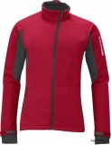 Bunda Salomon Active III Softshell červená M