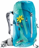 Batoh Deuter ACT Trail 22 SL petrol-mint