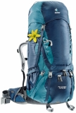 Batoh Deuter Aircontact 70 + 10 SL midnight-denim