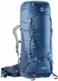 Batoh Deuter Aircontact 75+10 midnight navy