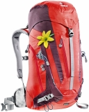 Batoh Deuter ACT Trail 28 SL fire-aubergine