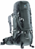 Batoh Deuter Aircontact 45+10 granite-black