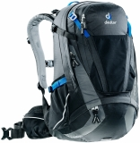 Batoh Deuter Trans Alpine 30 black graphite