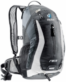 Batoh Deuter Race black-white