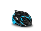 Přilba Kask Mojito Black/light blue 2015