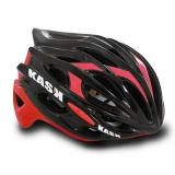 Přilba Kask Mojito Black/red 2015