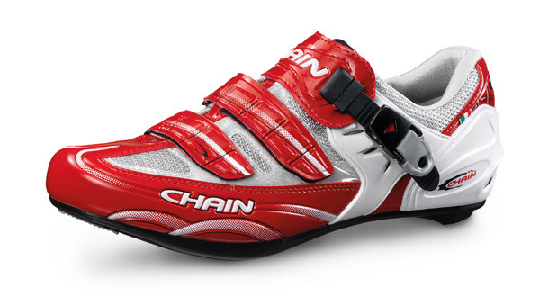 Tretry Chain Nova Pro Tour Red Nylon
