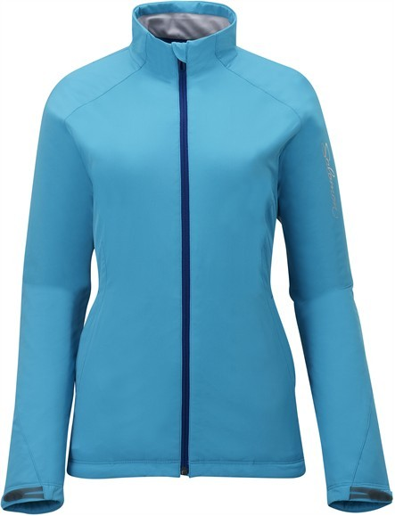 Bunda Salomon Nova III Softshell dámská Bay blue M