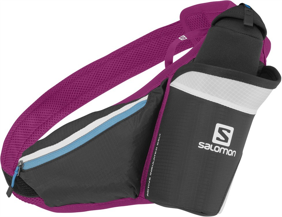 Ledvinka Salomon Active Insulated Blue/berry
