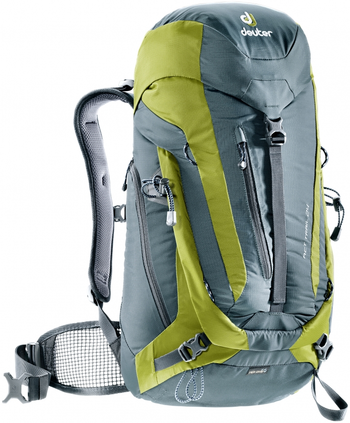 Batoh Deuter ACT Trail 24 granite moss