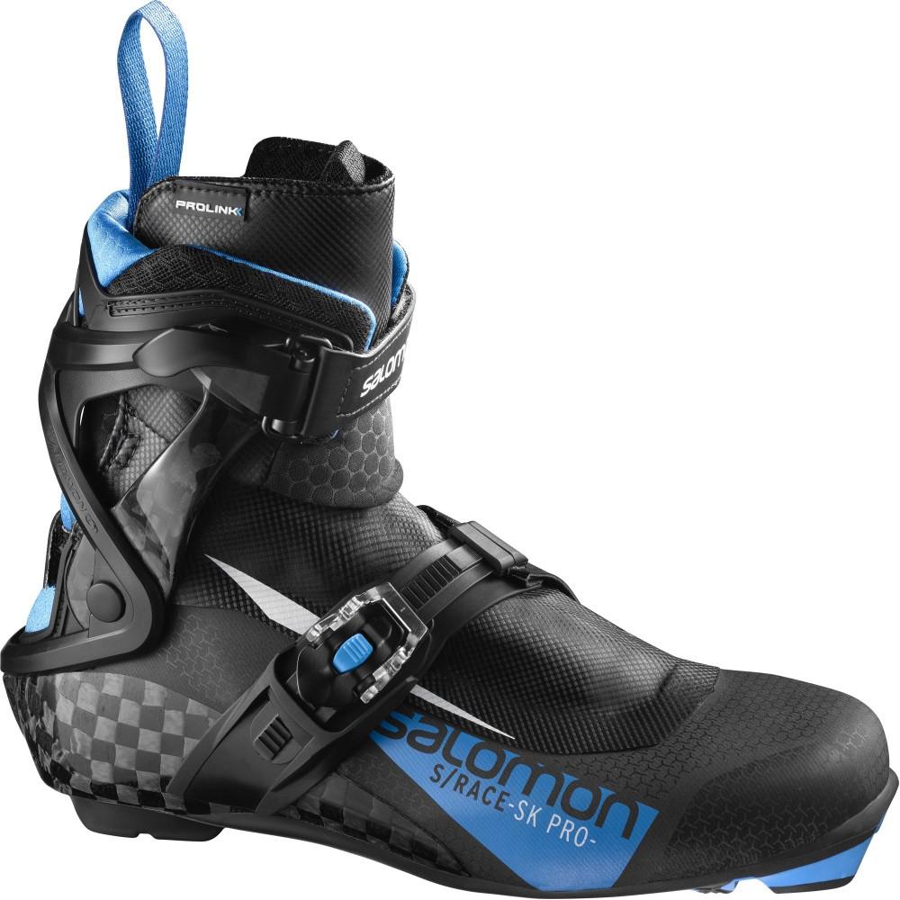 6d086023eef Boty na běžky Salomon S-Race Skate Pro Prolink 17 18