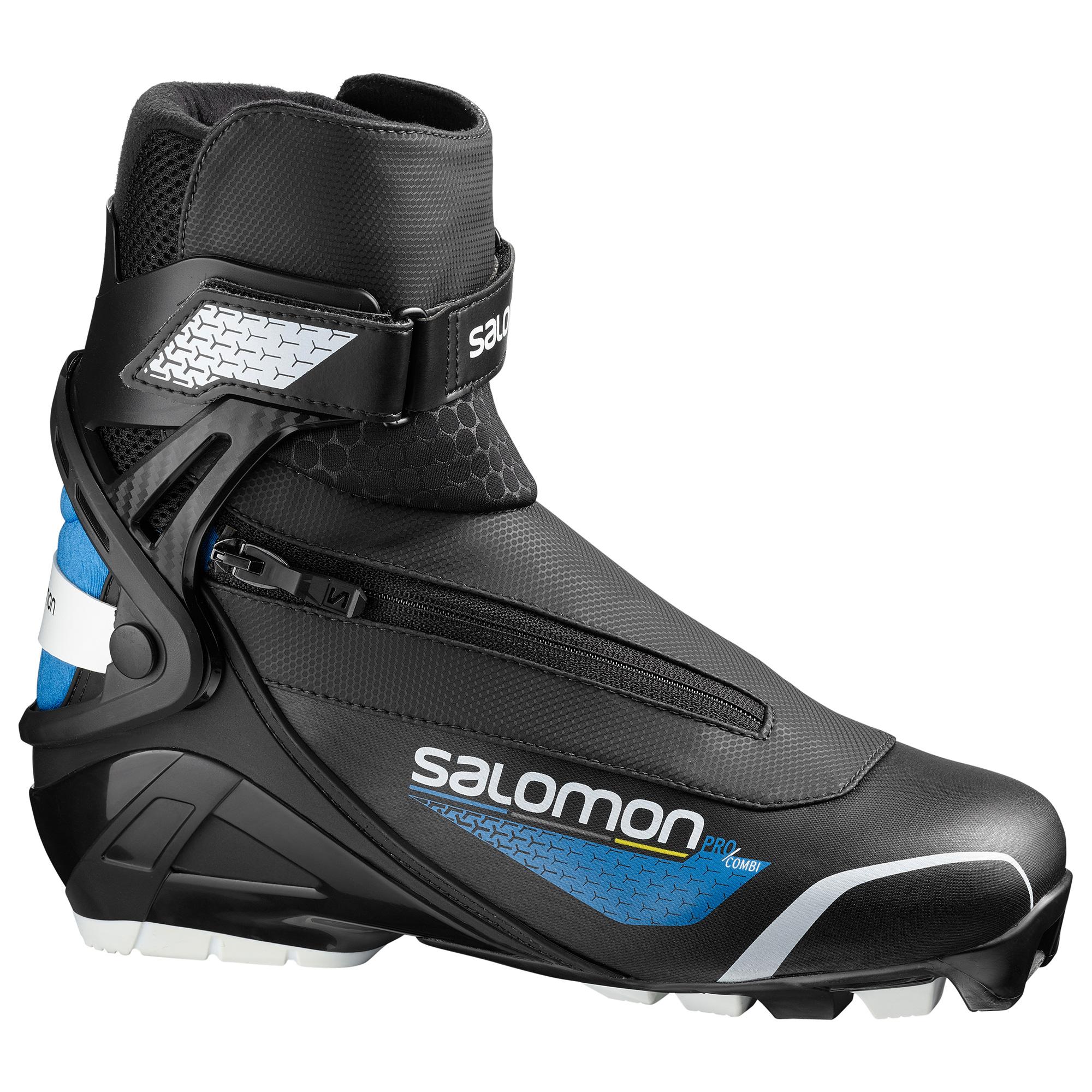 Boty na běžky Salomon Pro Combi Pilot SNS 18 19 42b47d8798
