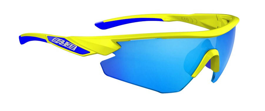 Brýle Salice 012 RW Yellow/RW blue/transparent
