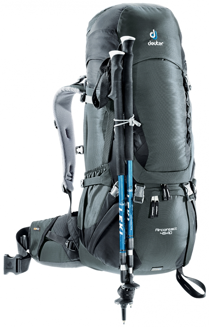 Batoh Deuter Aircontact 60+10 SL denim midnight
