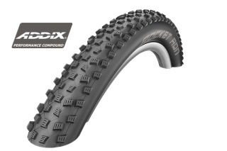 Plášť Schwalbe Rocket Ron 26x2.25 Addix Performance TL-ready černý - kevlar