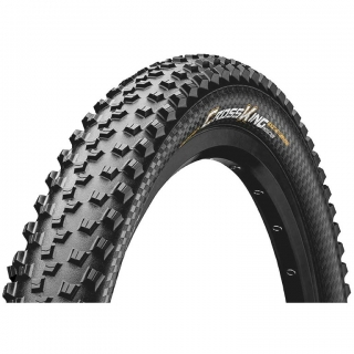 Plášť Continental Cross King 29x2,2 ProTection TLR černý - kevlar