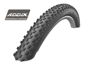 Plášť Schwalbe Racing Ray 29x2,25 Addix Performance TLR černý - kevlar