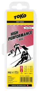 Vosk Toko High Performance 40g red -4 -12°C