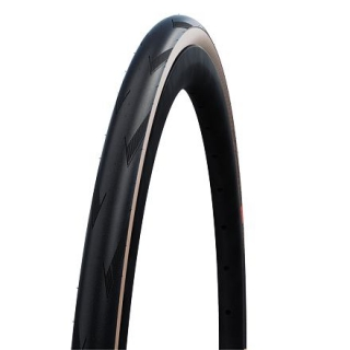 Plášť Schwalbe Pro One 30-622, 28x1,2 SuperRace V-Guard transparent skin kevlar