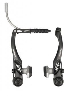 Brzdy Shimano Deore XT BR-T780 Black