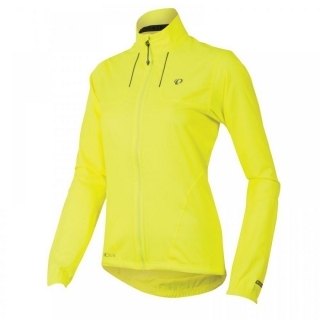 Bunda Pearl Izumi Elite Barrier dámská screaming yellow