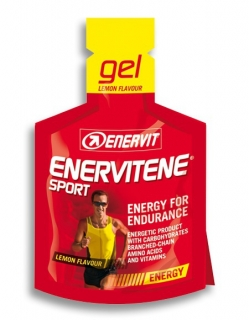 Gel Enervit Enervitene 25 ml citron