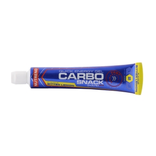 Gel Nutrend Carbosnack bitter lemon 55g