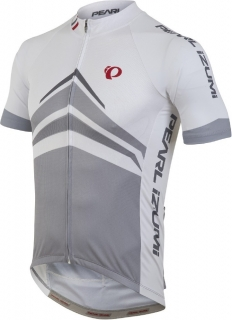 Dres Pearl Izumi Elite Pursuit LTD delta bílý
