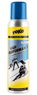 Vosk Toko High Performance Liquid paraffin modrý 125ml
