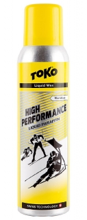 Vosk Toko High Performance Liquid paraffin žlutý 125ml