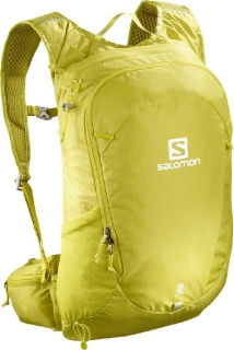 Batoh Salomon Trailblazer 20 citronelle alloy