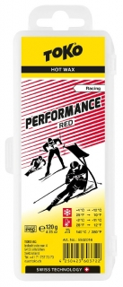 Vosk Toko Performance Red 120g -4 -12°C