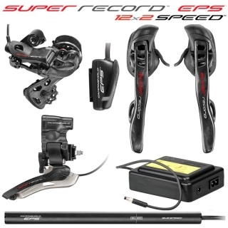 Sada Campagnolo Super Record EPS KIT V4 12s