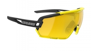 Brýle Salice 020 RW black-yellow/RW yellow/clear
