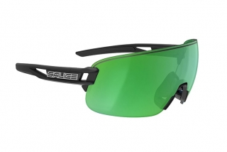 Brýle Salice 021RW black/RW green/clear